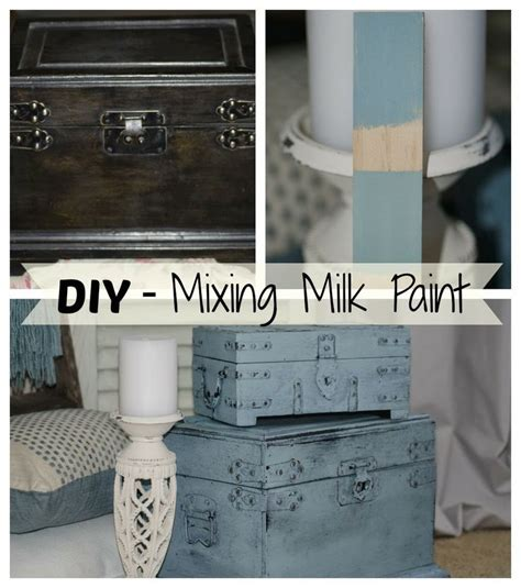 ruffled swag diy mixing milk paint colors your craft