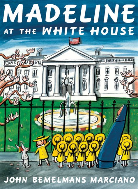 Madeline And The House In by Madeline At The White House Review And Giveaway Product