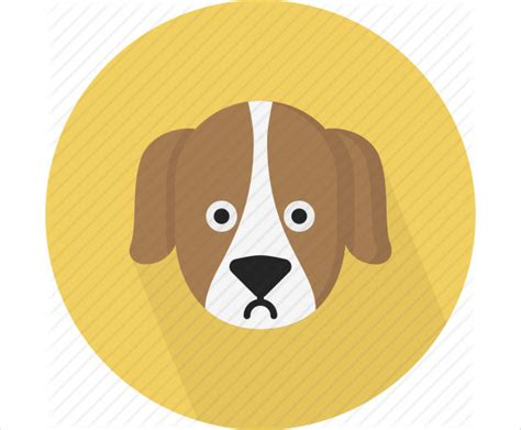 dog icons psd vector eps format  design