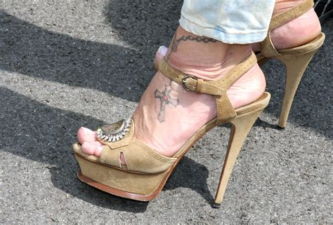 cora schumacher s feet