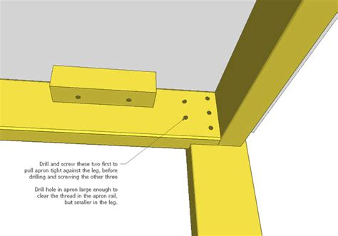 end table plans simple woodideas