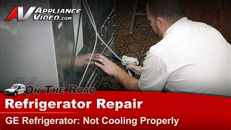 Iglooplay Cool Not Cold by Ge Pss25ngnaaw Refrigerator Repair Not Cooling Properly