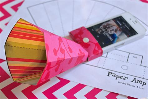 How To Make A Paper Iphone That Works - iphone made by marzipan