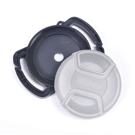 Lens Cap Universal 58mm new universal lens cap holder buckle keeper anti