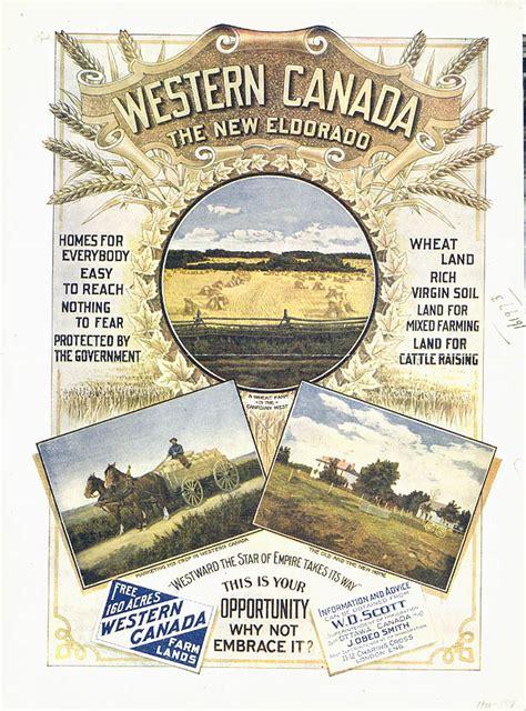archived western canada the new eldorado ca 1908 1918