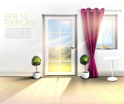 home interior design wallpapers free download house interior corner background vectors set 03 vector