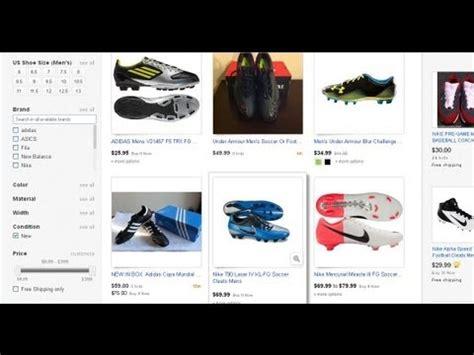 ebay america como comprar zapatos de f 250 tbol en ebay usa desde ecuador