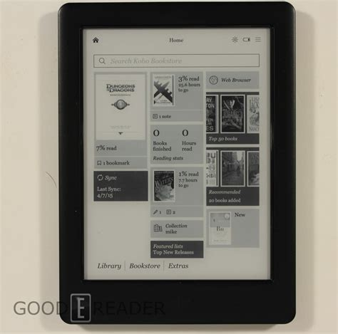 format ebook kobo glo hd hands on review of the kobo glo hd
