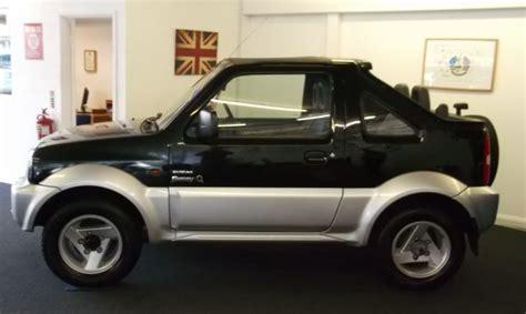 Suzuki Convertible 4x4 Suzuki Jimny Jimmy 4x4 Soft Top Awd Convertible