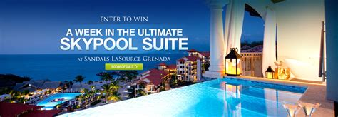 Bahamas Landing Giveaway - vacation giveaways sweepstakes at sandals luxury all