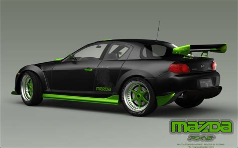 wallpaper black rx black mazda rx8 wallpaper image 17