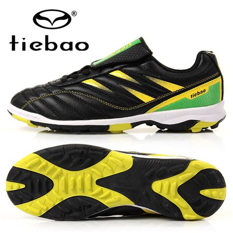 aliexpress soccer shoes tiebao professional outdoor football boots athletic