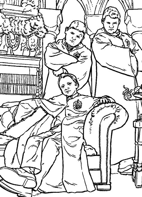 harry potter coloring pages from the chamber of secrets n 26 coloring pages of harry potter and the