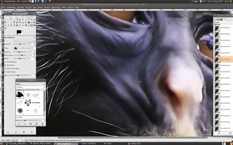 smudge painting tutorial gimp smudge painting tutorials gimpusers com