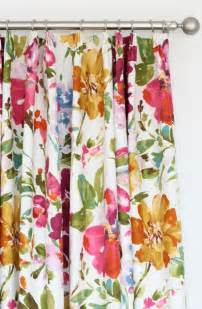 Curtains With Flowers 25 Best Ideas About Floral Curtains On Pinterest