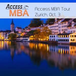 Access Mba Zurich by Freigang Applications Consulting