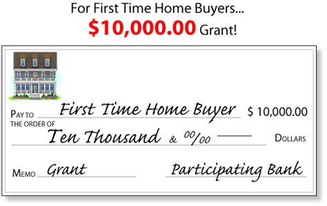 time home buyers in maryland a 10 000 grant is
