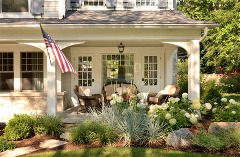 Lovely Renovations Traditional Porch Chicago By