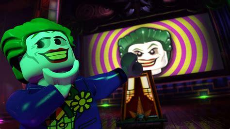 Lego Joker 1 the batman universe new voices talent on lego batman the