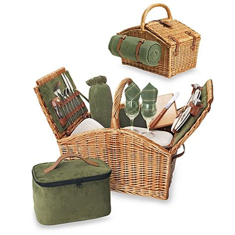 bed bath and beyond gift baskets buy somerset picnic basket from bed bath beyond