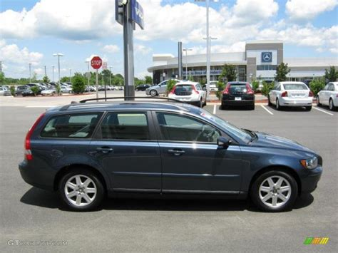 2006 barents blue metallic volvo v50 2 4i 15129427 photo 6 gtcarlot car color galleries