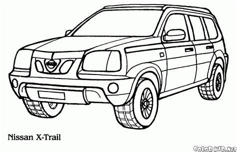 Malvorlagen Autos Vw Coloring Page