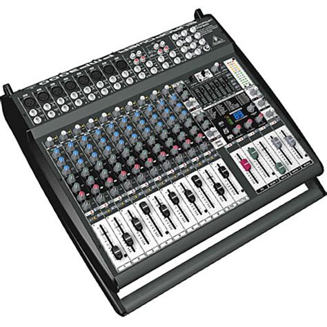 Mixer Audio Behringer 24 Channel behringer pmp3000 16 channel audio mixer pmp3000 b h photo