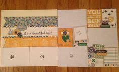 doodlebug jasper indiana lucky a charmed family 2 pre made 12x12 scrapbook