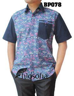 Kemeja Batik Kombinasi Polos Katun Cap Berkualitas shirt africa inspiration batik blak by hilosofia on etsy batik shirts