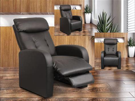 poltrona sdraio relax poltrona reclinabile in similpelle relax a sdraio grandi