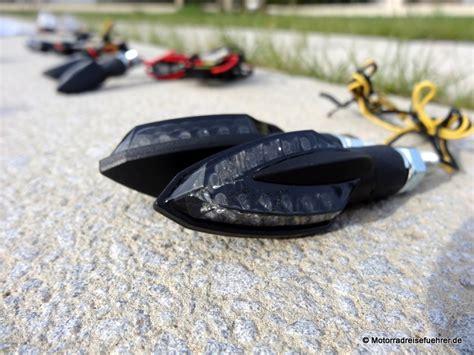 Motorrad Blinker Erinnerung by Led Blinker Motorradreisefuehrer De Rezensionen Und