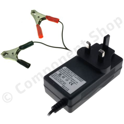 automatic 12v lead acid battery charger 300ma automatic top charger for 6v 12v sealed lead