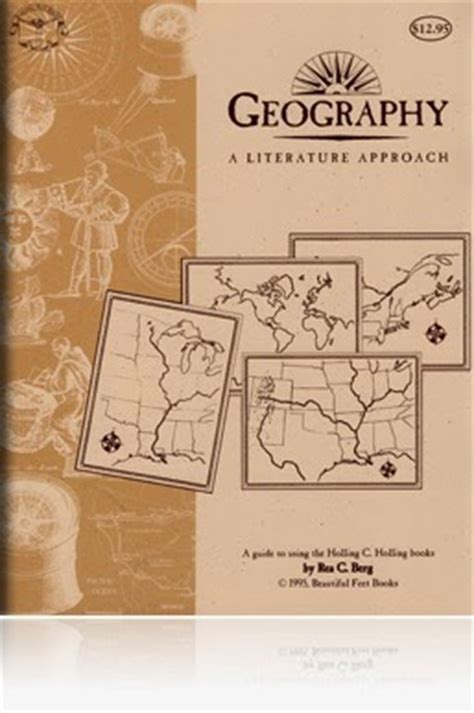 geography: a literature approach – learning table