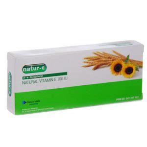 Vitamin Natur E 300 10 Suplemen Pemutih Wajah Yang Aman Dan Terbaik
