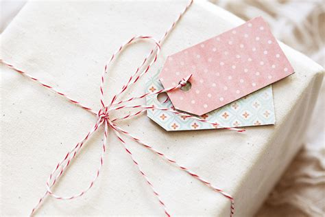 Gift Tags - diy cereal box gift tags