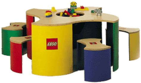 Lego Table For by Table En Lego Jeu D Enfant
