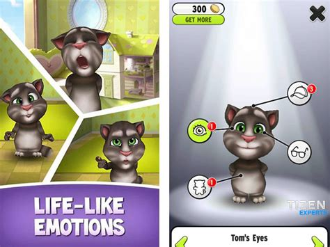talking tom cat comes to the z1 as an acl app iot