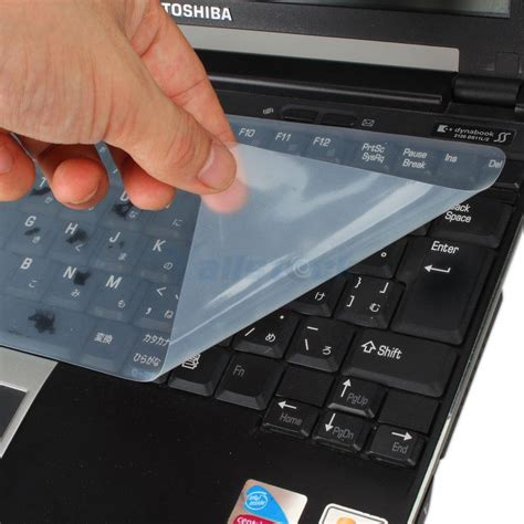 Universal Keyboard Protector For Notebook 10 T1910 4 fits most brand laptop 10 2 quot size