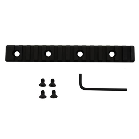 Diamondhead Rail Sections by Diamondhead Usa Inc Vrs Rail Section Accessory Black Vrs