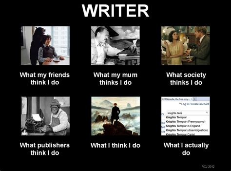 Writer Memes - pre release author legends of windemere