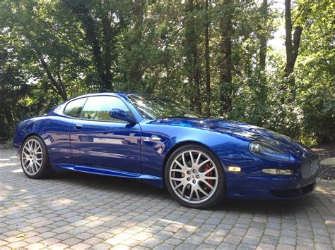 2005 Maserati Gransport For Sale by 2005 Maserati Gransport Stock Maseratigransp For Sale