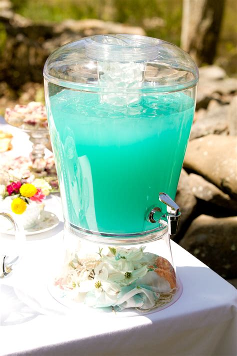 easy recipes for bridal shower photo turquoise and pink bridal image