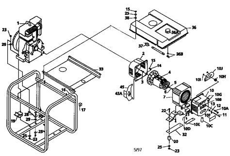 coleman powermate 5000 parts diagram awesome coleman powermate 5000 parts diagram contemporary