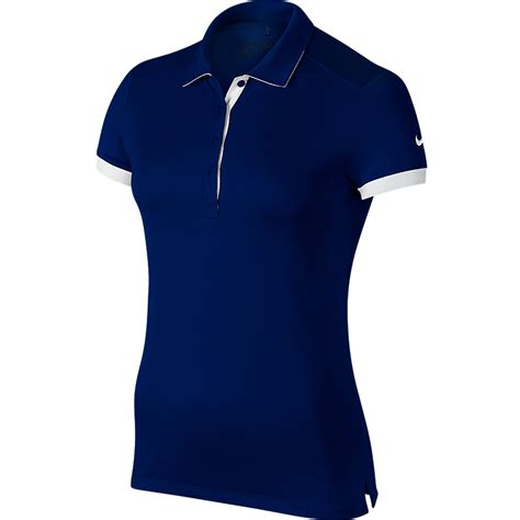 nike golf womens victory colorblock polo shirt on sale