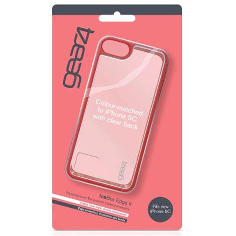 Gear4 Iphone 5 Icebox Edge Transparant gear4 icebox edge for iphone 5c