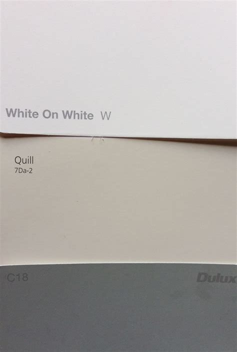 taubman s quill exterior walls dulux white on white trim colorbond windspray roof future house