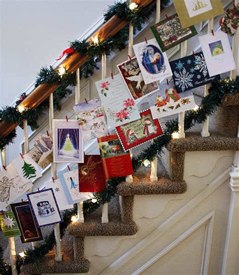 how to display christmas cards love philadelphia christmas cards clothesline christmas
