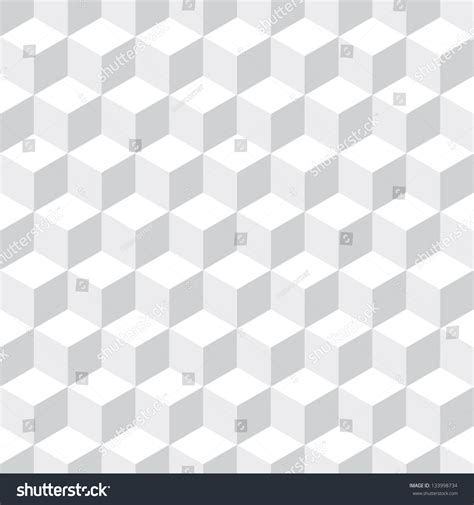 cubes seamless pattern background stock vector 133998734