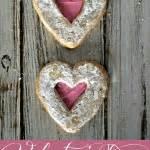 chocolate raspberry ho ho trifle upstate ramblings nutella raspberry hearts