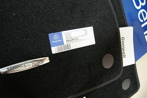 Mercedes Carpet Floor Mats by Mercedes Cls550 Cls63 Amg Black Carpet Floor Mats